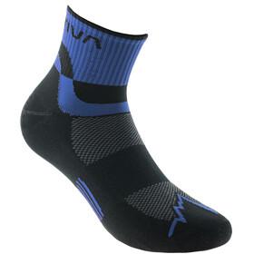 La Sportiva Trail Running Socks, negro/azul